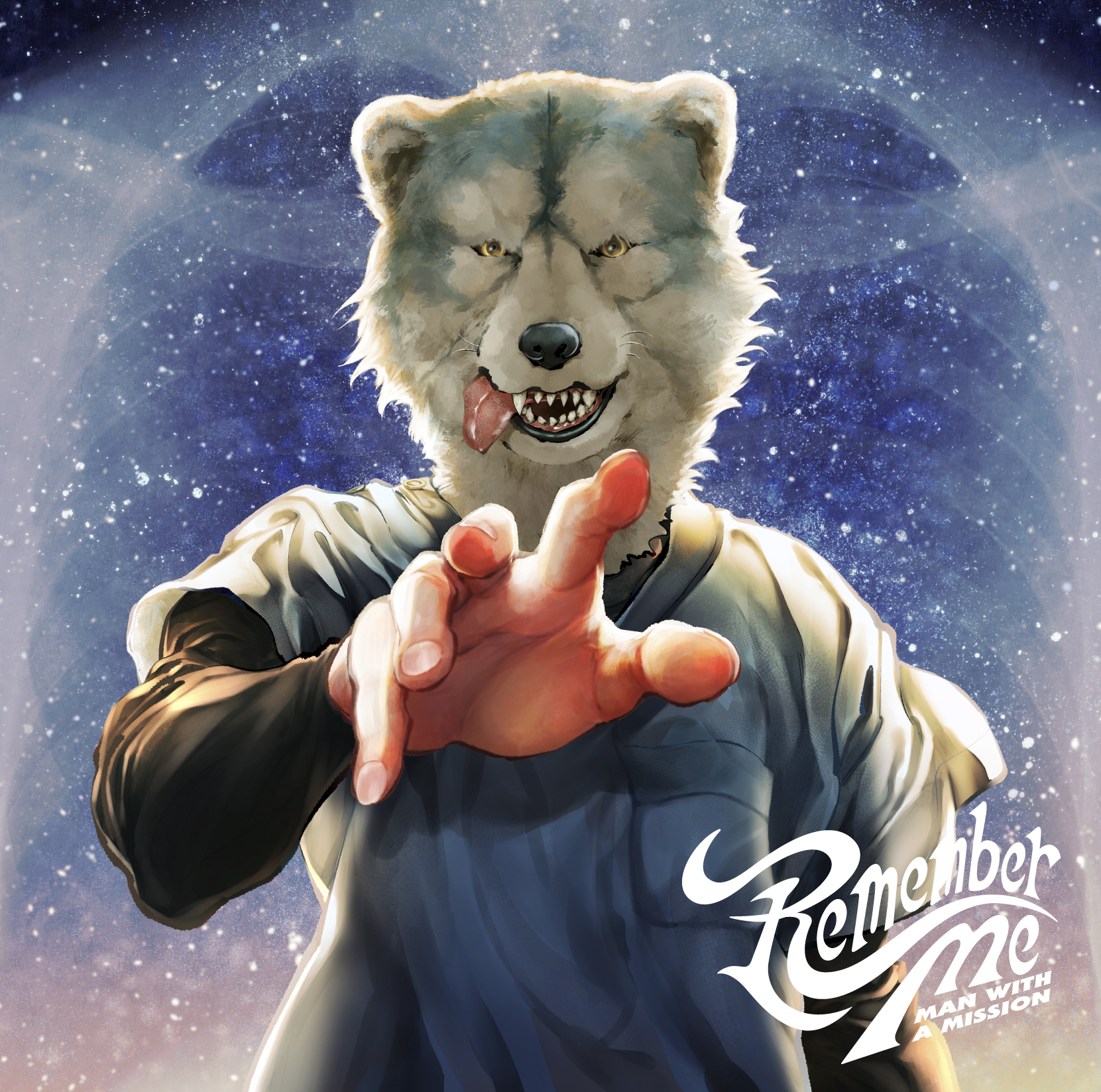 6 5 Wed Release Remember Me 特設サイト Man With A Mission